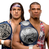 American Alpha WWE Smackdown Tag Team Champions
