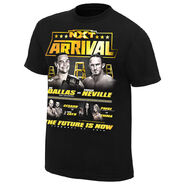 NXT ArRIVAL Event T-Shirt