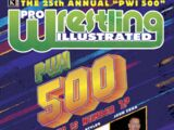 2015 PWI Top 500 Wrestlers