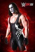WWE 2K15 Sting