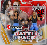 WWE Battle Packs 47 Hart Foundation