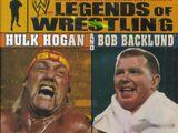 WWE Legends of Wrestling Hulk Hogan & Bob Backlund