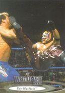 2003 WWE WrestleMania XIX (Fleer) Rey Mysterio 41