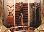 2004 WWE Divas 2005 (Fleer) Trish Stratus 23
