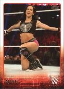 2015 WWE (Topps) AJ Lee 2