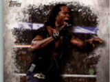2016 Topps WWE Undisputed Wrestling Cards R-Truth (No.26)