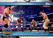 2019 WWE Road to WrestleMania Trading Cards (Topps) Jinder Mahal 93