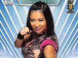 2019 WWE Women's Division (Topps) Xia Li (No.49)