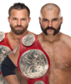 Revival Raw Tag Team Champions