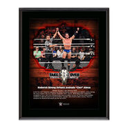 Roderick Strong NXT TakeOver San Antonio 10 x 13 Commemorative Photo Plaque