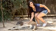 Superstars visit Sydney Zoo.6