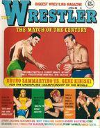 The Wrestler - April 1969