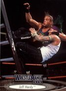 2003 WWE WrestleMania XIX (Fleer) Jeff Hardy 27