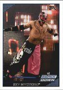 2009 WWE (Topps) Rey Mysterio 7