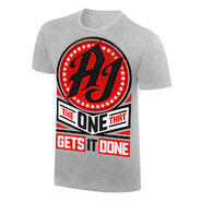 AJ Styles The One Who Gets it Done Special Edition T-Shirt