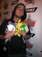CM Punk pokemon
