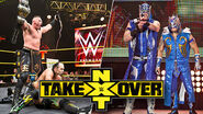 NXT Takerover The Ascension v Elocal and Kalisto