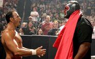 Raw 9-21-09 Cedric vs. Chavo