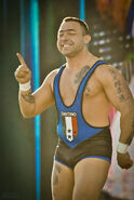 Santino Marella Tribute to the Troops