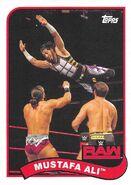 2018 WWE Heritage Wrestling Cards (Topps) Mustafa Ali 52
