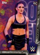 2018 WWE Women's Division (Topps) Sonya Deville 29