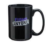 Kevin Owens Fight Anyone 15 oz. Mug