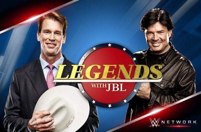 legends with jbl eric bischoff