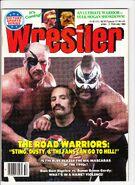 The Wrestler - February 1989