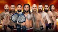 WM 35 SmackDown Tag Team Championship Match