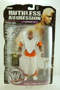 WWE Ruthless Aggression 34 Shelton Benjamin