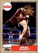 2017 WWE Heritage Wrestling Cards (Topps) Bray Wyatt 43