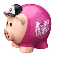 AJ Lee Pink Piggy Bank