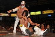 CMLL Guadalajara Martes 11