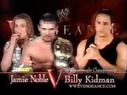 Jamie Noble vs Billy Kidman