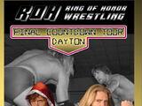 ROH The Final Countdown Tour (Dayton)