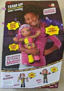WWE Tag Team Superstars Sasha Banks Doll (Back) copy
