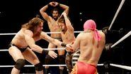 WWE WrestleMania Revenge Tour 2014 - Rome.13