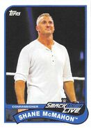 2018 WWE Heritage Wrestling Cards (Topps) Shane McMahon 71
