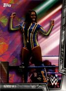 2018 WWE Women's Division (Topps) Naomi 20