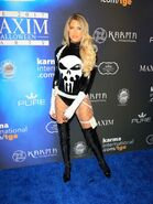 Barbie Blank Maxim 2017 Halloween