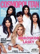 Cosmopolitan - January 2016 (Czech Republic)