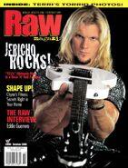 Raw Magazine October 2000