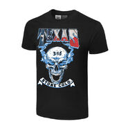 Stone Cold Steve Austin Hell Yeah Texas T-Shirt