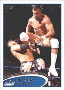 2012 WWE (Topps) Jinder Mahal 50