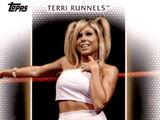 2017 WWE Women's Division (Topps) Terri Runnels (No.41)
