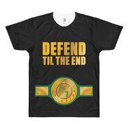 24-7 Championship Defend Til The End Sublimated T-Shirt