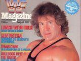 WWF Magazine - August 1987