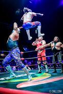 CMLL Super Viernes (November 29, 2019) 10