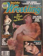 Inside Wrestling - August 1978
