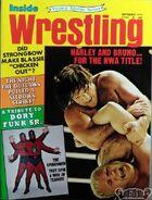 Inside Wrestling - September 1973